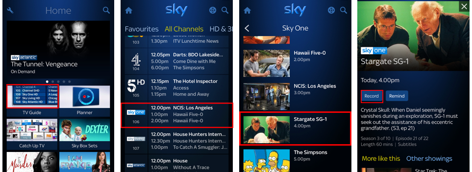 Sky app - Can you get sky box office on sky go ...
